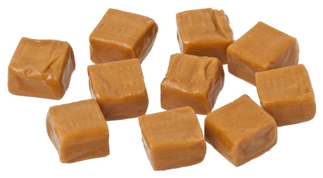 picture of caramels