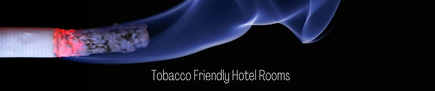 hotels with smoking rooms