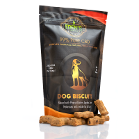 cbd dog treat in bag