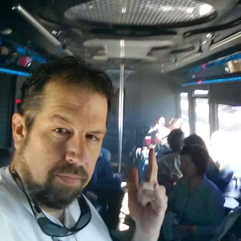 Las Vegas cannabis tourism guide. tour guide on a cannabis tour
