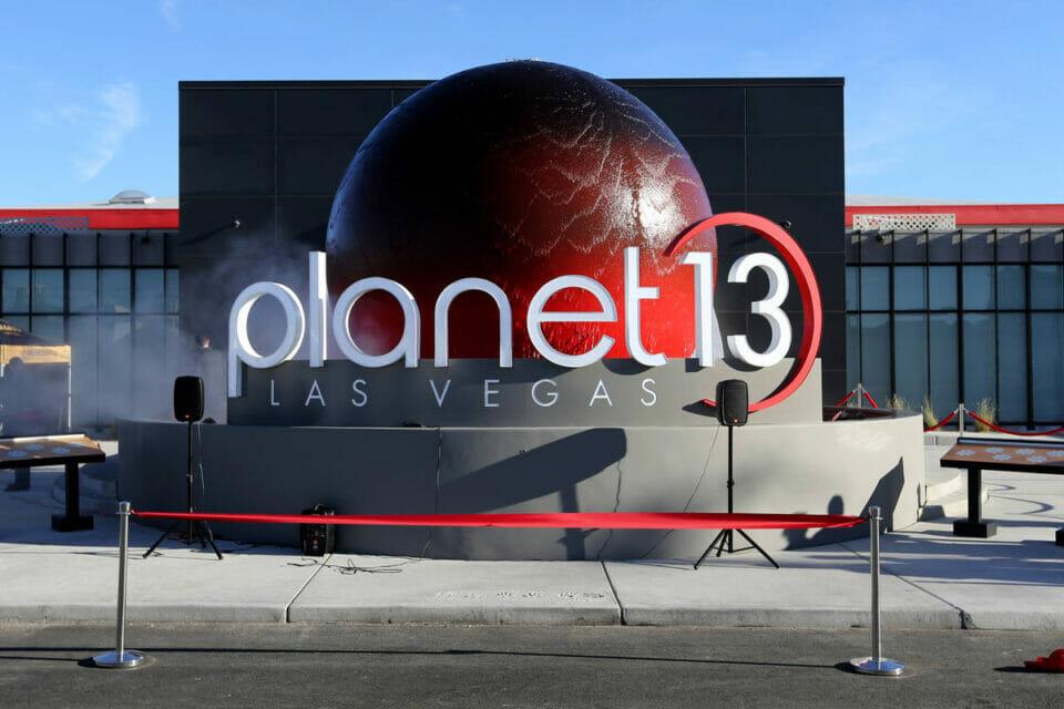 planet 13 las vegas location